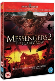 Messengers 2 - The Scarecrow, DVD  DVD