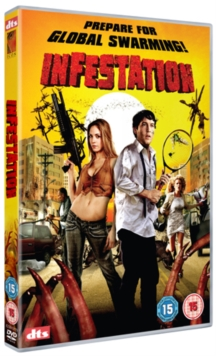 Infestation, DVD  DVD
