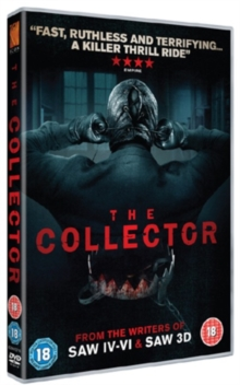 The Collector, DVD DVD