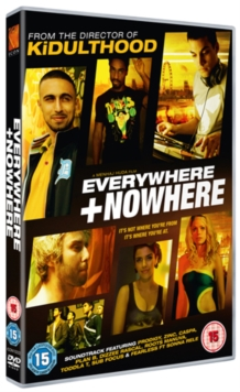 Everywhere and Nowhere, DVD  DVD