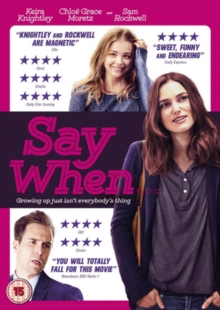 Say When, DVD  DVD