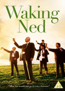 Waking Ned, DVD  DVD