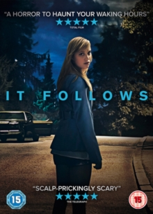 It Follows, DVD  DVD