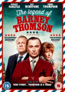 The Legend of Barney Thomson, DVD DVD