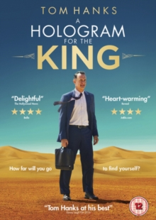 A   Hologram for the King, DVD DVD