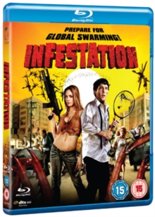 Infestation, Blu-ray  BluRay