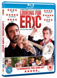 Looking for Eric, Blu-ray  BluRay