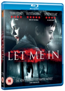 Let Me In, Blu-ray  BluRay