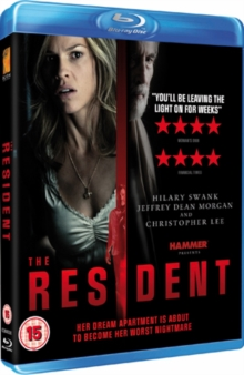 The Resident, Blu-ray BluRay