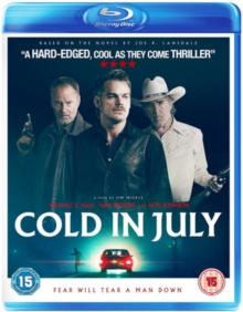 Cold in July, Blu-ray  BluRay