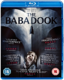 The Babadook, Blu-ray BluRay