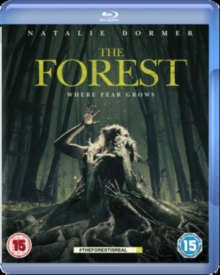 The Forest, Blu-ray BluRay