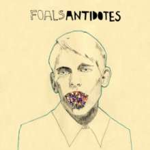 Antidotes, CD / Album Cd