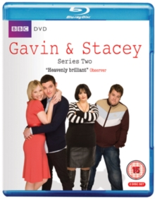 Gavin and Stacey: Series 2, Blu-ray  BluRay