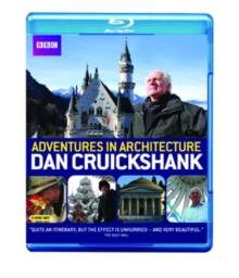 Dan Cruickshank's Adventures in Architecture, Blu-ray  BluRay