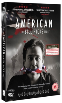 American - The Bill Hicks Story, Blu-ray  BluRay