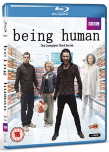 Being Human: Complete Series 3, Blu-ray  BluRay