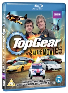 Top Gear: At the Movies, Blu-ray  BluRay