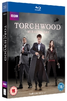 Torchwood: Miracle Day, Blu-ray  BluRay