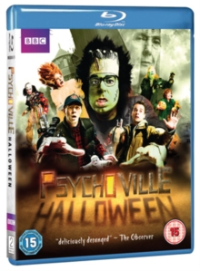 Psychoville: Halloween Special, Blu-ray  BluRay