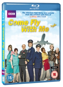 Come Fly With Me: Series 1, Blu-ray  BluRay