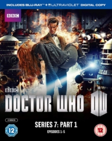 Doctor Who - The New Series: 7 - Part 1, Blu-ray  BluRay