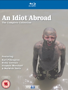 An  Idiot Abroad: The Complete Collection, Blu-ray BluRay