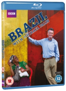 Michael Palin's Brazil, Blu-ray  BluRay