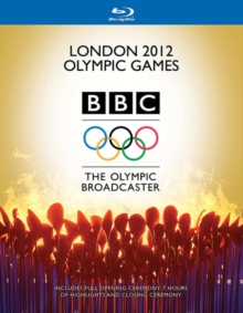 London 2012 Olympic Games - BBC the Olympic Broadcaster, Blu-ray  BluRay