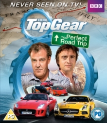 Top Gear: The Perfect Road Trip, Blu-ray  BluRay