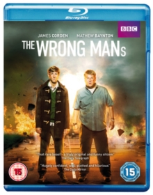 The Wrong Mans, Blu-ray BluRay
