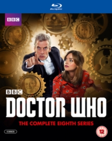 Doctor Who - The New Series: Series 8, Blu-ray  BluRay