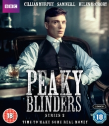 Peaky Blinders: Series 2, Blu-ray  BluRay