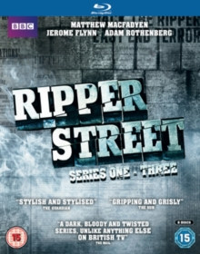 Ripper Street: Series 1-3, Blu-ray  BluRay