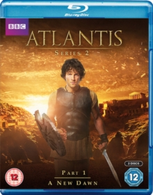Atlantis: Series 2 - Part 1, Blu-ray  BluRay