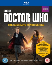 Doctor Who: The Complete Ninth Series, Blu-ray BluRay