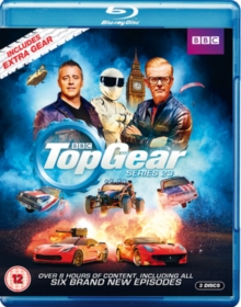 Top Gear: Series 23, Blu-ray BluRay