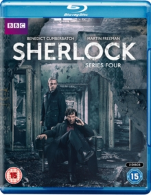 Sherlock: Series 4, Blu-ray BluRay