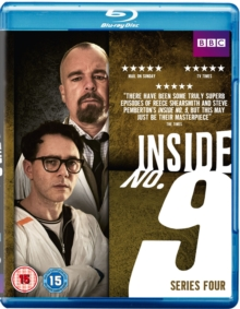 Inside No. 9: Series Four, Blu-ray BluRay