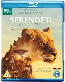 Serengeti, Blu-ray BluRay