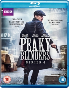 Peaky Blinders: Series 4, Blu-ray BluRay