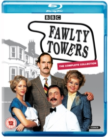 Fawlty Towers: The Complete Collection, Blu-ray BluRay