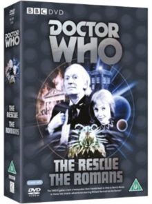 Doctor Who: The Rescue/The Romans, DVD  DVD