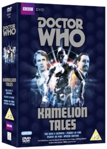 Doctor Who: Kamelion, DVD  DVD
