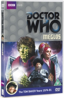 Doctor Who: Meglos, DVD  DVD