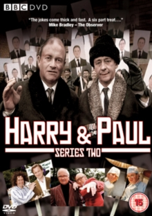 Harry and Paul: Series 2, DVD  DVD