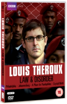 Louis Theroux: Law and Disorder, DVD  DVD