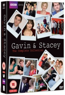 Gavin & Stacey: The Complete Collection, DVD DVD