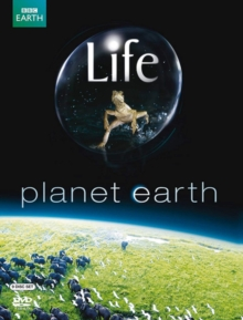 David Attenborough: Planet Earth/Life, DVD  DVD
