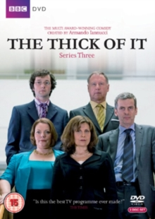 The Thick of It: Series 3, DVD DVD